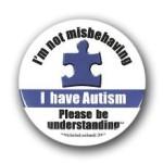 I'm Not Misbehaving, I have Autism